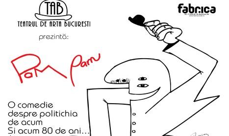 """Pam Pam"", o comedie despre Romania eterna"