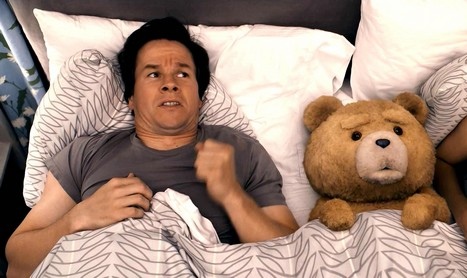 """Ted"", primul film la care am intrat ""electronic"""