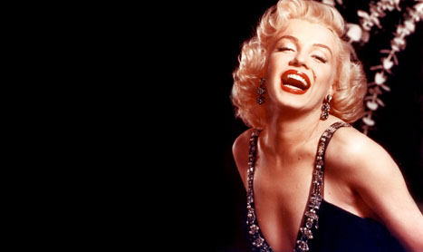 15 august este ziua Marilyn Monroe la Diva Universal