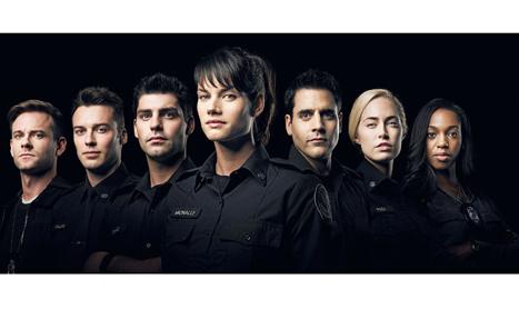 "Serialul ""Ofiteri incepatori"" revine la Diva Universal"