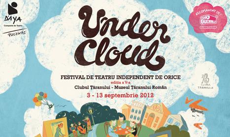 3-13 septembrie: Festivalul de teatru independent Undercloud