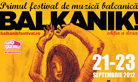 Balkanik Festival a ajuns la editia a doua