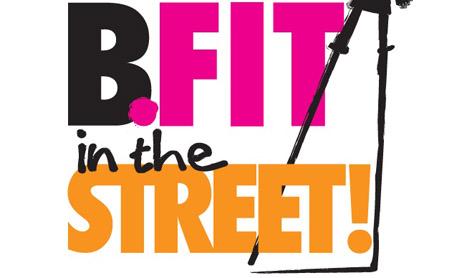 Capitala se pregateste de B-FIT in the Street!