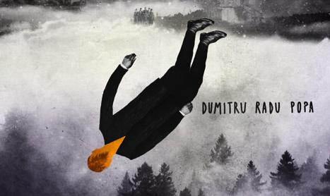 Lansare de carte Dumitru Radu Popa la Curtea Veche