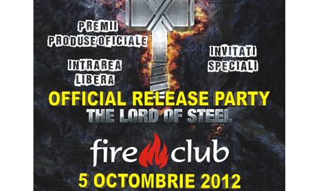 Release Party si in Romania pentru ultimul album Manowar