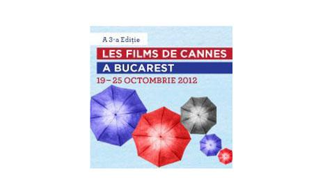 19-25 octombrie: Les Films de Cannes à Bucarest