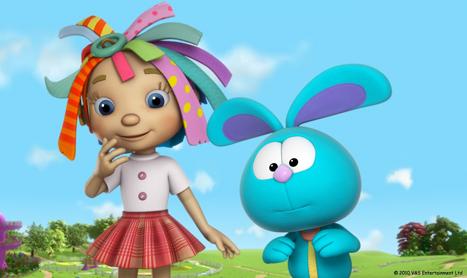 """""""Rosie si prietenii ei"""" ii invata pe copii valoarea prieteniei"""