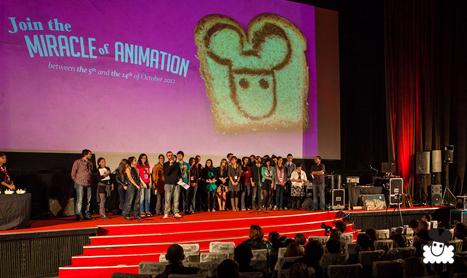 Trofeul Anim'est 2012 merge in Belgia