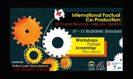 Bucurestiul devine in weekend capitala industriei filmului documentar