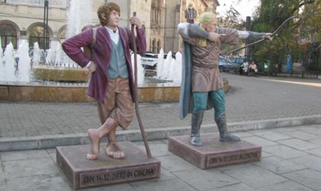 "Personajele din ""Hobbitul"" te duc in Marea Britanie"
