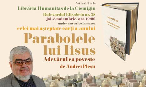 Andrei Plesu lanseaza un nou volum la deschiderea Librariei Humanitas Cismigiu