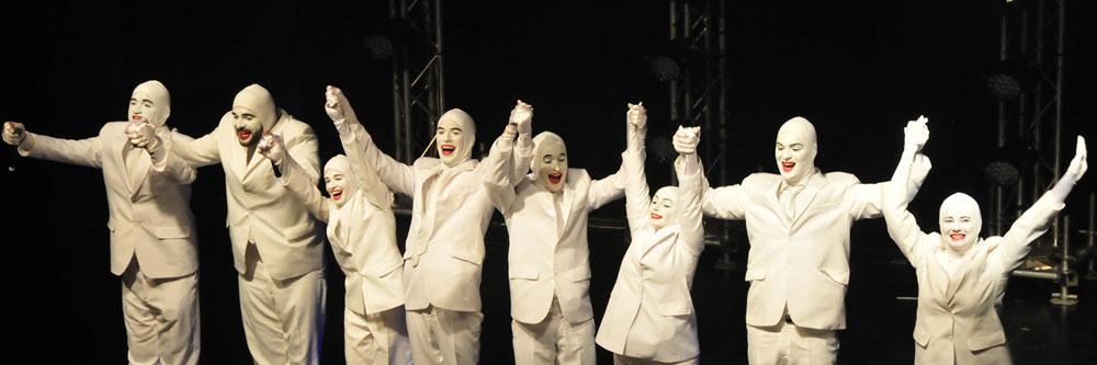 """VOCA PEOPLE: """"Musica! Energia!"""""""