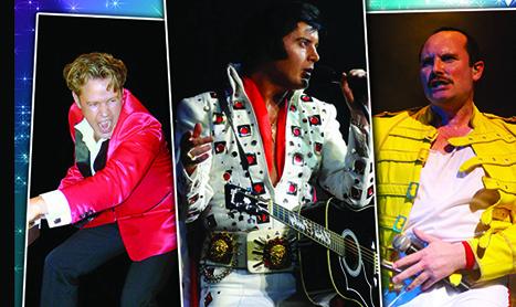 Trei spectacole tribut vor avea loc in Hard Rock Cafe