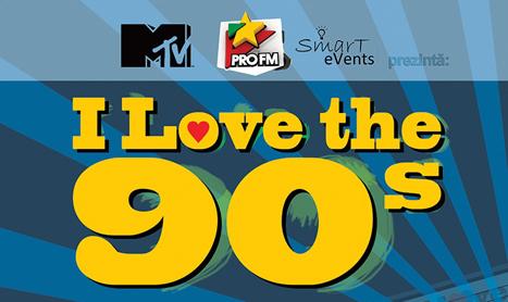 "Show ""retro"" la Sala Palatului: ""I love the 90's"""