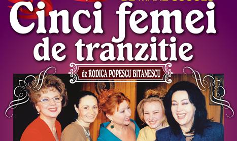 Rodica Popescu Bitanescu implineste 50 de ani de cariera