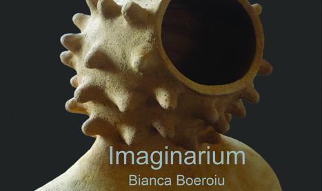 """Expozitie de ceramica: """"Imaginarium"""" de Bianca Boeroiu"""