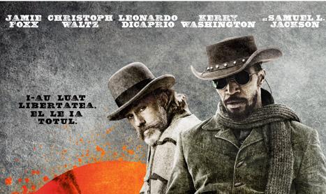 Django se dezlantuie in cinematografele romanesti din 18 ianuarie