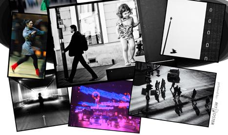"""Expozitie foto: """"Ipostaze urbane 3 – Miscare"""""""