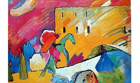 Atelier de pictura: Stiluri si mari pictori