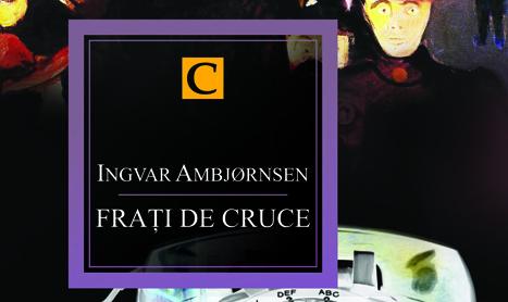 """Romanul """"Frati de cruce"""" a aparut pe Strada Fictiunii"""