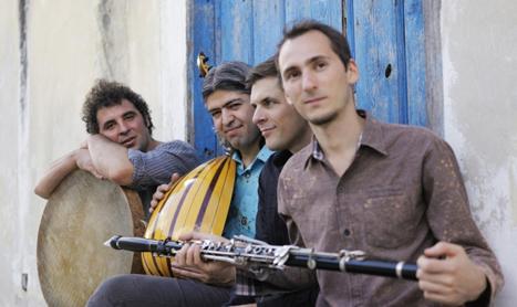Arifa aduce jazzul orientalo-occidental in capitala