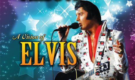 A Vision of ELVIS recreeaza un show al regelui rock'n'roll-ului