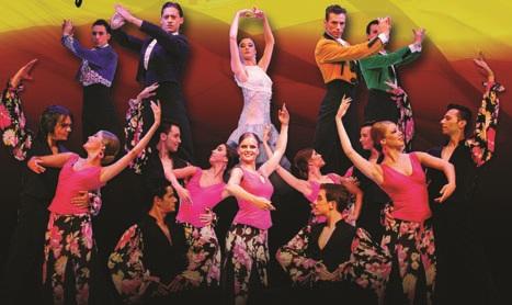 Ballet Flamenco de Madrid revine in Romania pe 6 aprilie