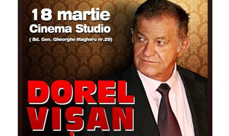 """Dorel Visan se confeseaza in cadrul conferintei """"Omul si taina lui"""""""