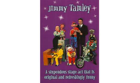 Ventrilocul Jimmy Tamley vine la Gala Premiilor Stand Up Comedy