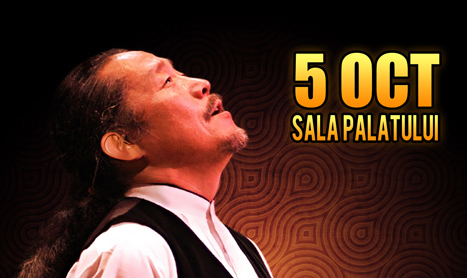Kitaro concerteaza in Romania pe 5 octombrie