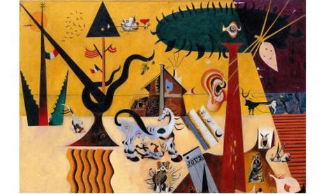 Curs simultan de arta abstracta