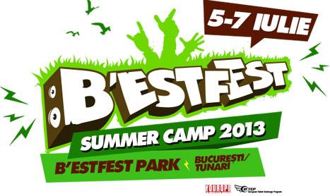 Tiamat si Soilwork canta la B'estfest Summer Camp 2013