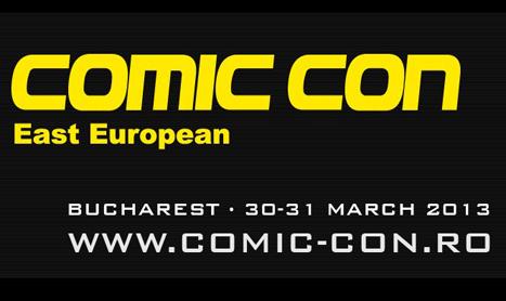 Comic Con se intampla si in Romania!