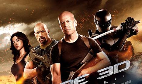 """De la cinste la dizgratie si invers: """"G.I. Joe: Represalii"""""""