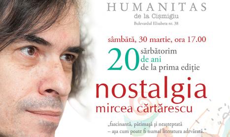 "Humanitas sarbatoreste 20 de ani de ""Nostalgia"""