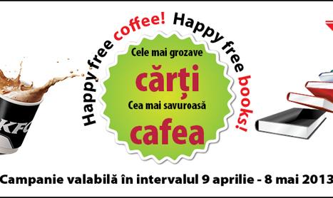Editura Litera va invita la carti si cafele