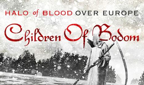 Children of Bodom revin in Bucuresti pe 12 noiembrie