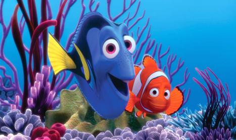 """In cautarea lui Nemo"" la Disney Channel"