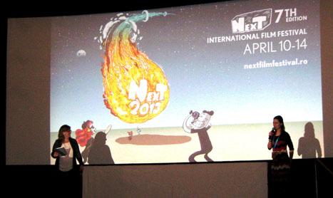 Start pentru NexT International Film Festival