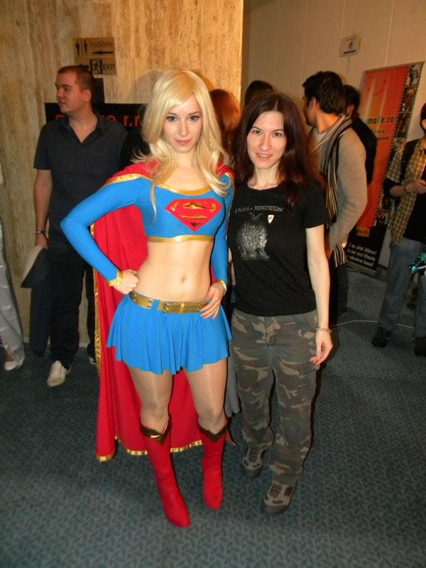Supergirl :)