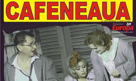 """""""Cafeneaua"""" revine pe scena la Palatul National al Copiilor"""
