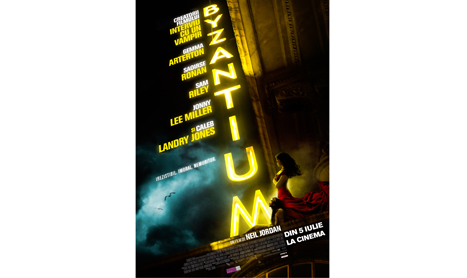 """Byzantium"" intra in cinema pe 5 iulie"