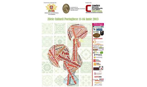 11-16 iunie: Zilele Culturii Portugheze