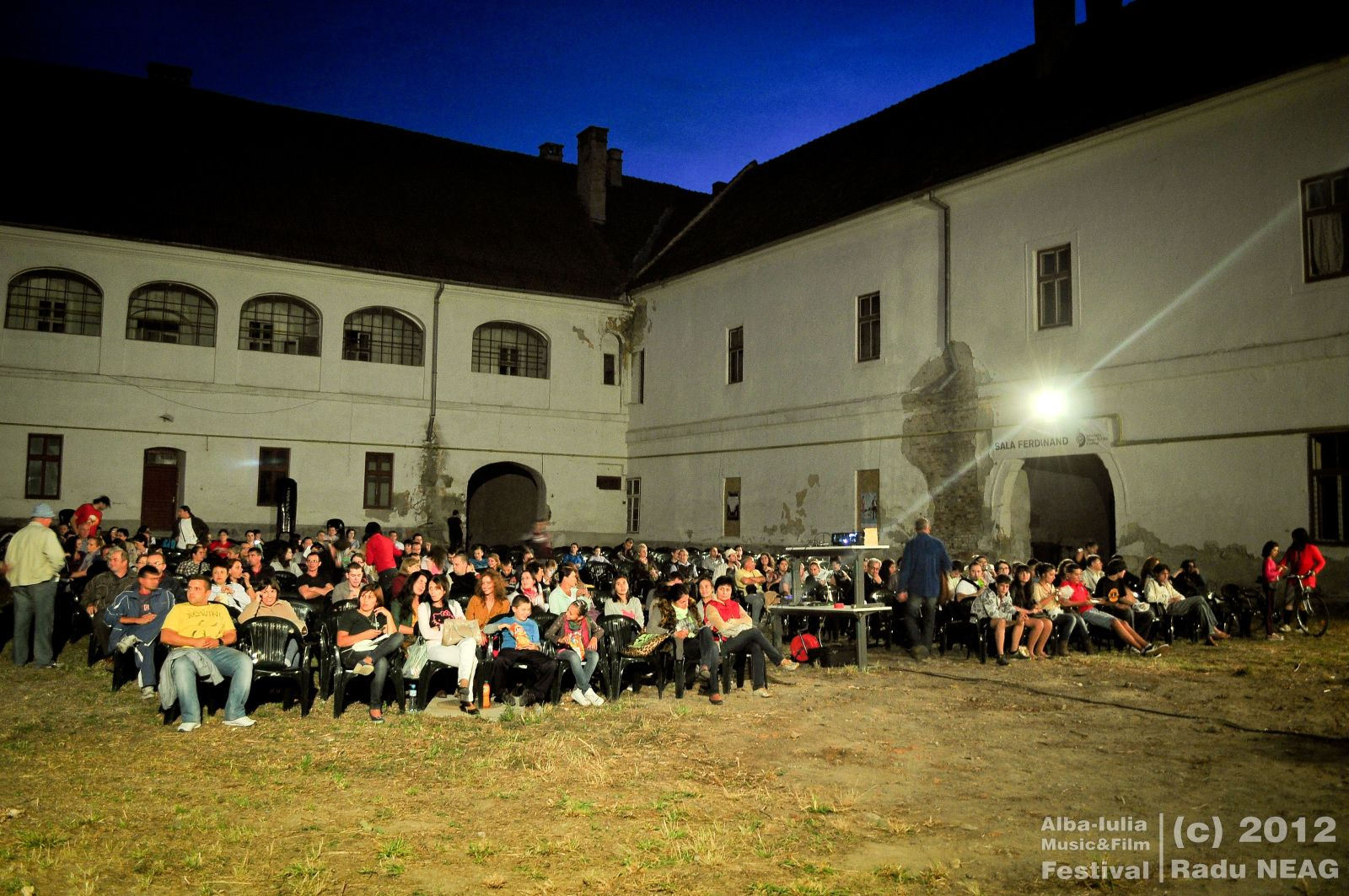 5-8 septembrie: Alba Iulia Music & Film Festival