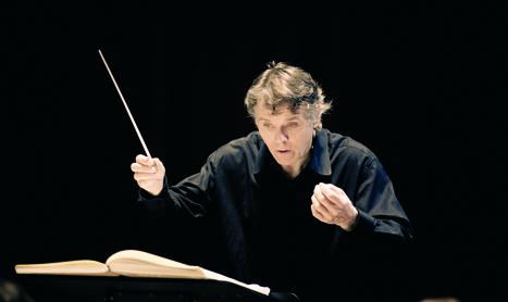 Mariss Jansons, dirijor laureat cu Grammy, urca pe scena Festivalului Enescu