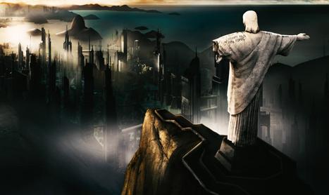 Rio 2096: O poveste de dragoste si furie