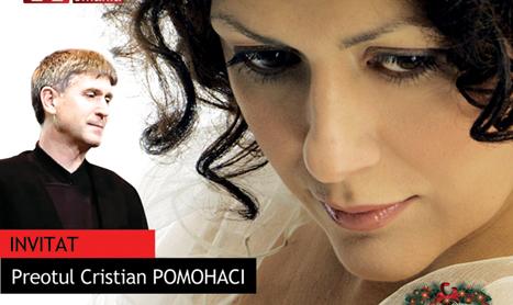 Cristian Pomohaci completeaza concertul Divna