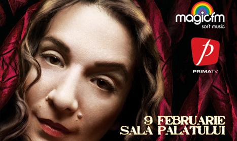 Marcel Pavel canta in duet cu Dulce Pontes pe 9 februarie