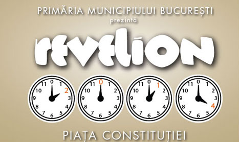 2014 incepe in Piata Constitutiei cu Revelionul Capitalei