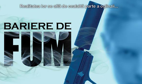 """Cand in drum cad """"Bariere de fum""""…"""